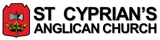 St Cyprian's Church Retina Logo